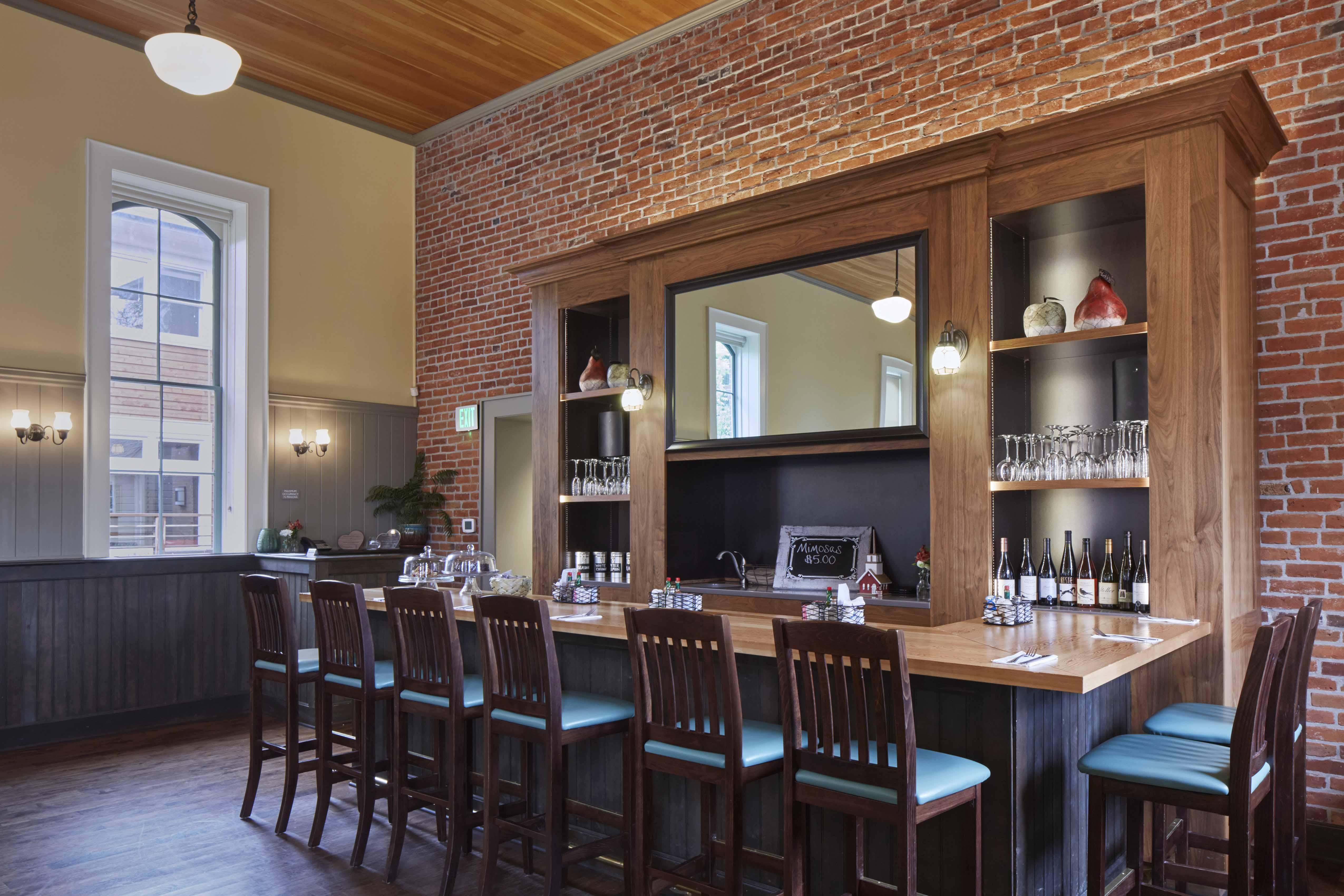 Francis Court Mix Use Area Bar