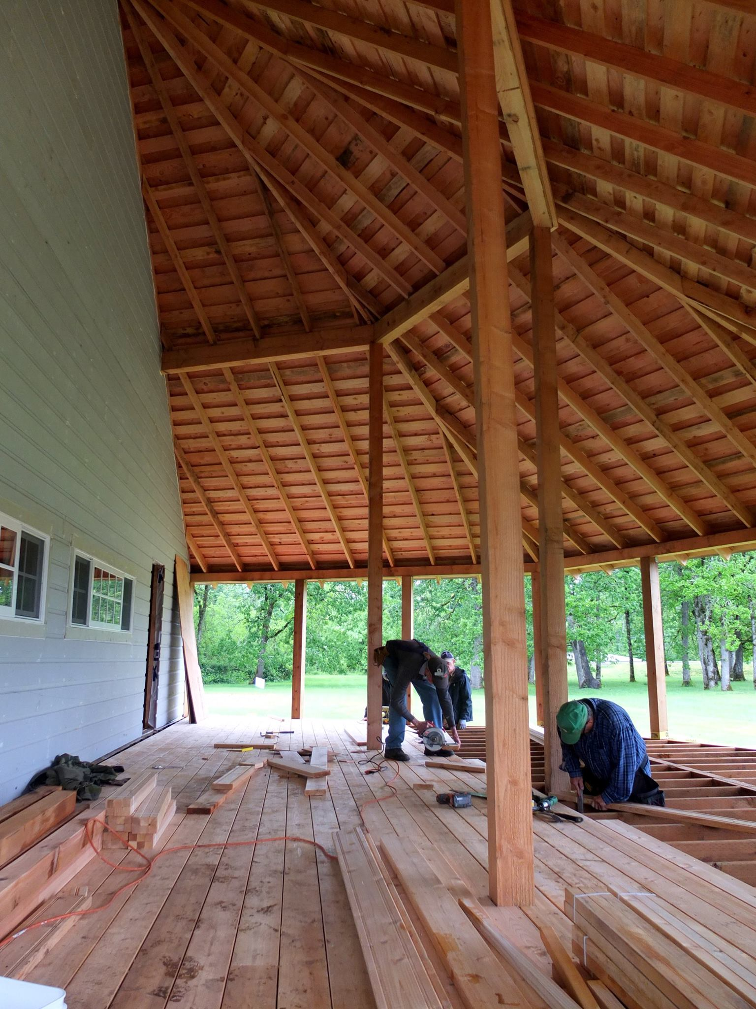 Pioneer Hall Roof and Deck Replacement