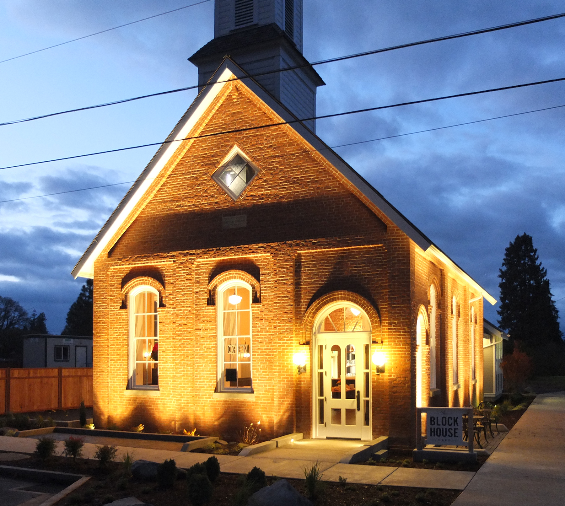 Francis Court Church Brewery renovation