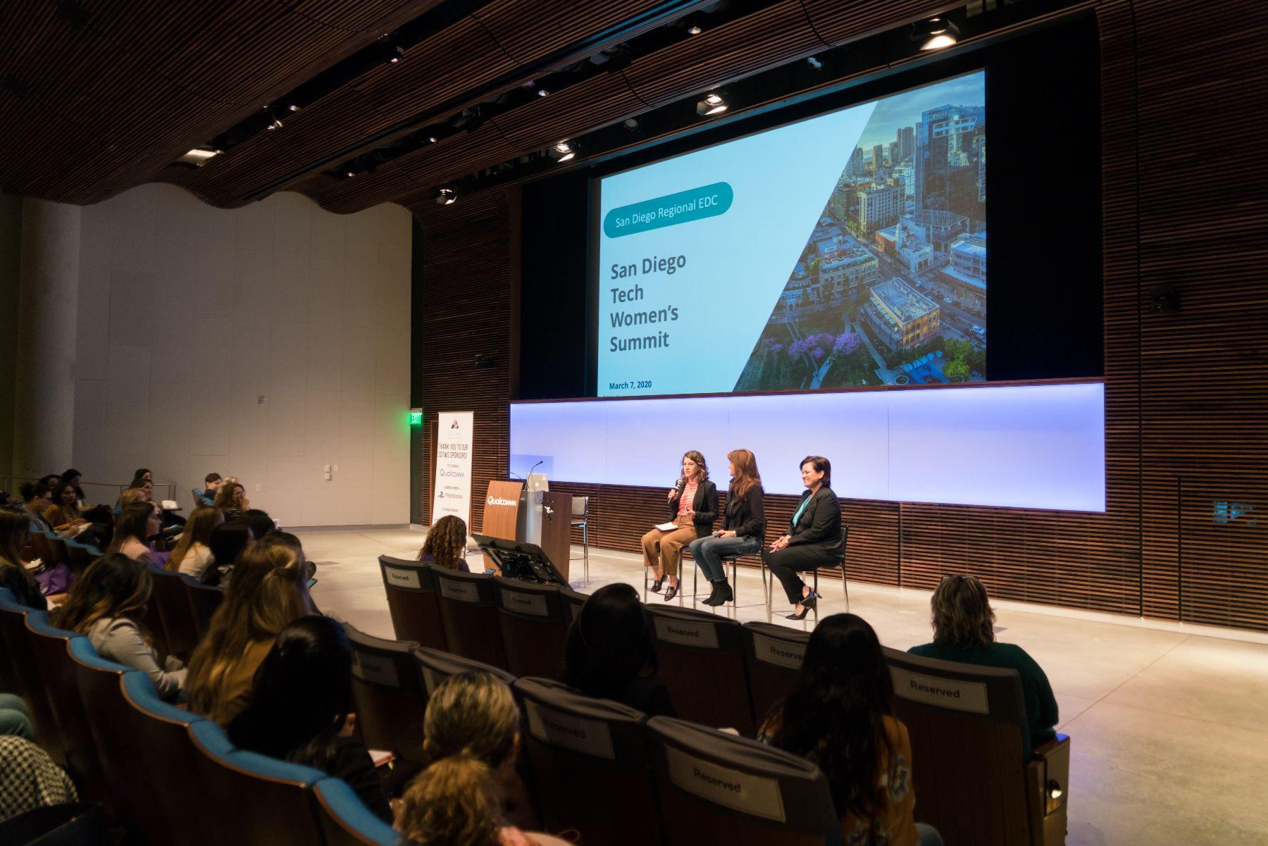 San Diego Tech Women's Summit 2020