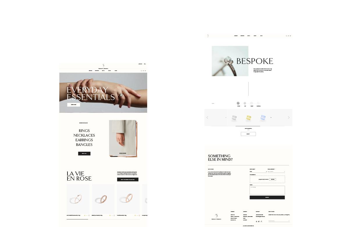 5+2 website layout