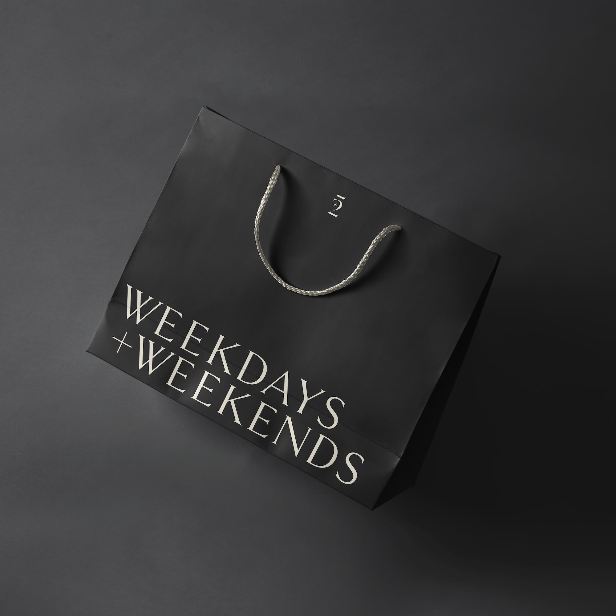 5+2 shopping bag