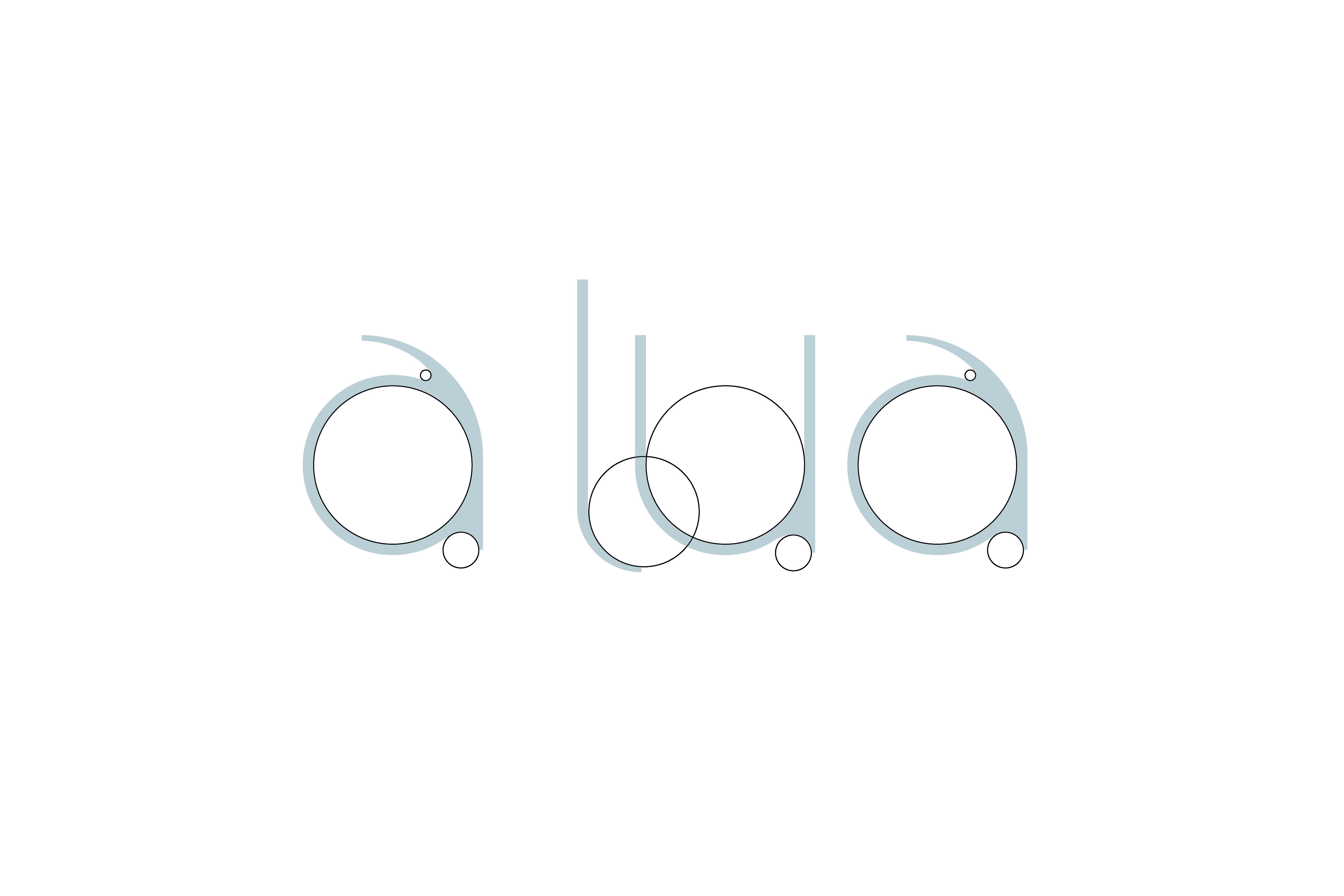 A Lua logo construction