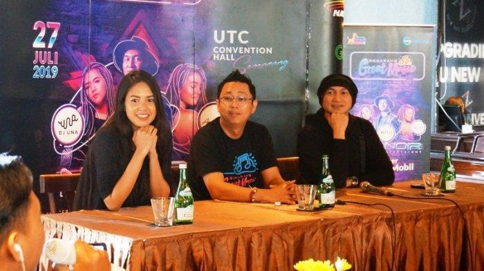Semarang Great Music 2019 Digelar Malam Ini, Anji Manji akan ...