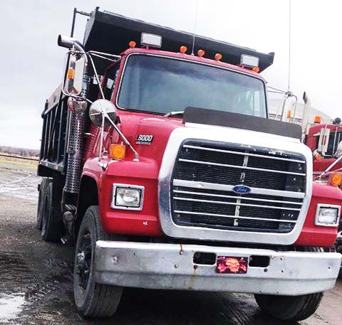 Chargement livraison et ramassage pour transport en vrac Montréal Laval