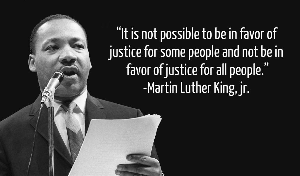 MLK Letter from Birmingham Jail
