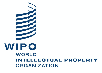 World Intellectual Property Organization WIPO