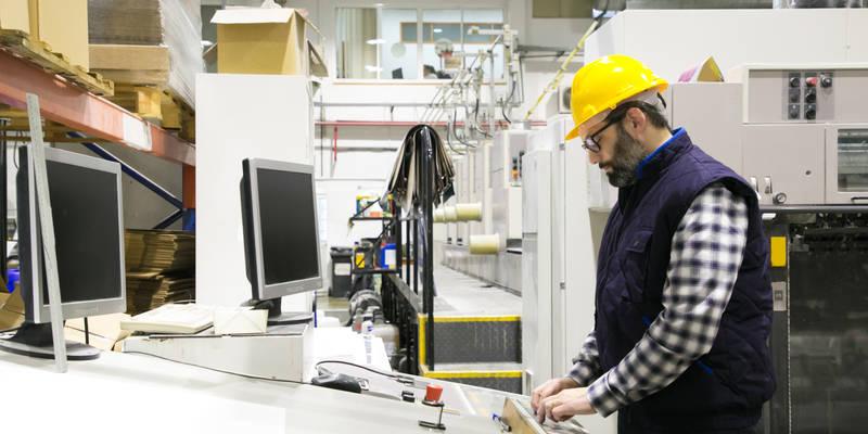 Factory-line-operator