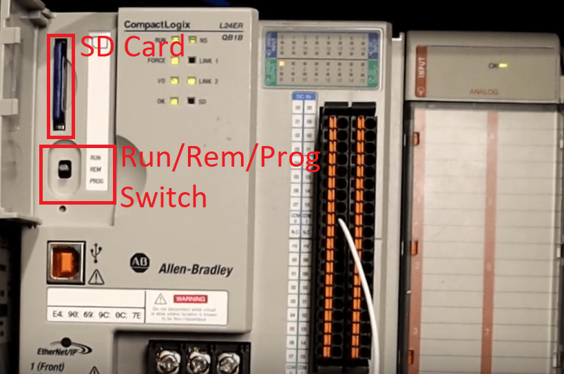 SDCardPLCProgramming