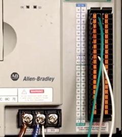 PowerFlex 525 VFD Setup - Programming Parameters Wiring Diagram RSLogix Studio 5000 EtherNet IP Address Start Stop Drive 40 4