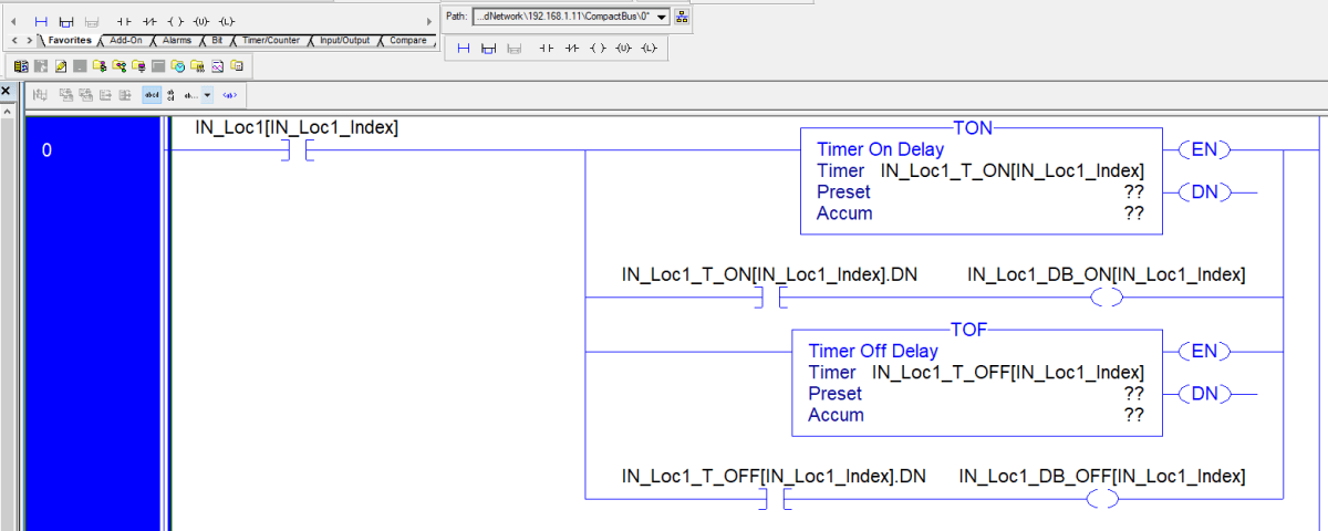 PLC Input Output Mapping / Buffering | IO Addressing Basics in RSLogix Studio 5000 Allen Bradley Rockwell Programming