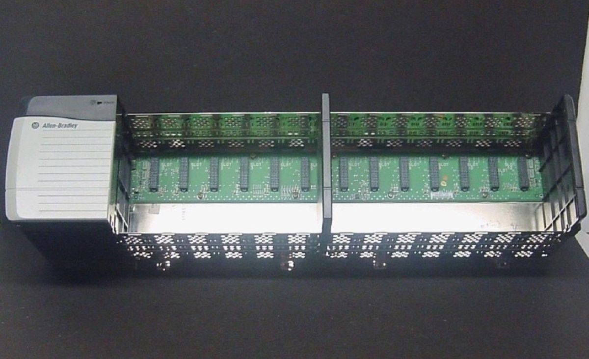1756-A13-13-Slot-ControlLogix-Chassis-5580-Allen-Bradley