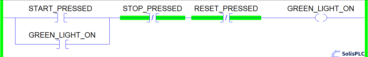 Ladder Logic Symbols Plc Programming In Rslogix 5000 Studio Allen Bradley
