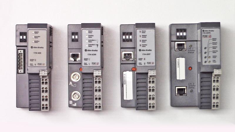 PointIO - Communication base modules