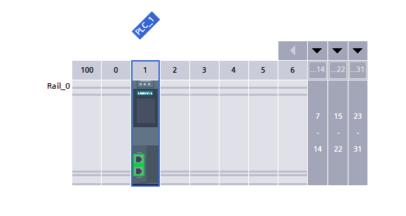 Siemens PLC programming - Totally Integrated Automation (TIA) Portal Selecting a PLC