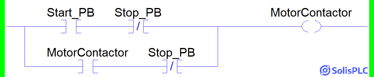 Plc Programming How To Read Ladder Logic