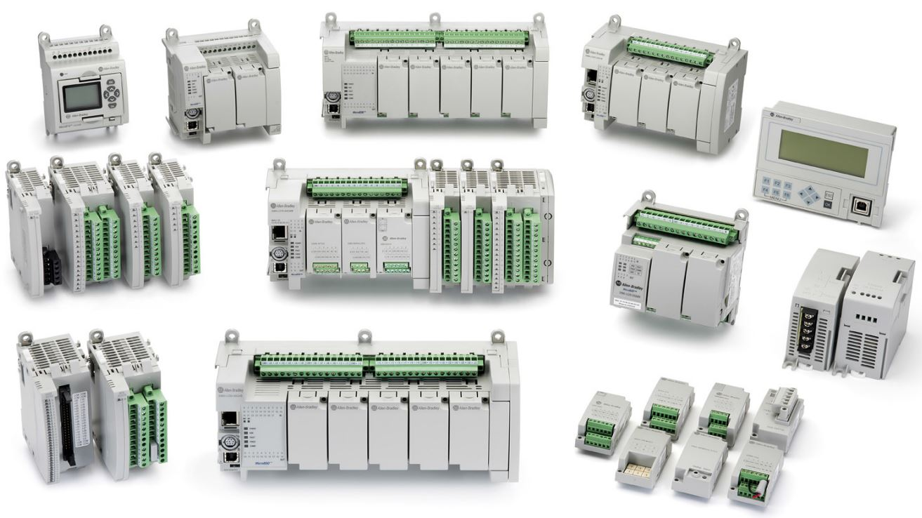 Micro800 Programmable Logic Controllers Getting Started