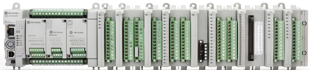 Micro870 Programmable Logic Controller