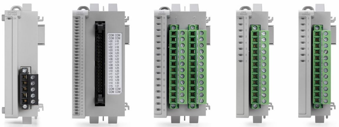 Micro800 Expansion Modules Selection