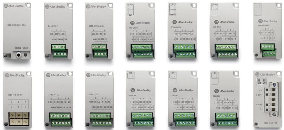 Micro800 Plug-In Modules