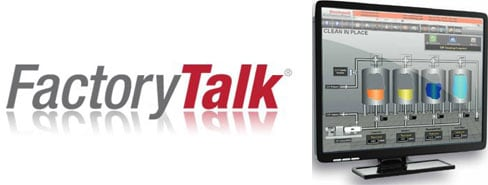 Allen Bradley FactoryTalk View HMI Software