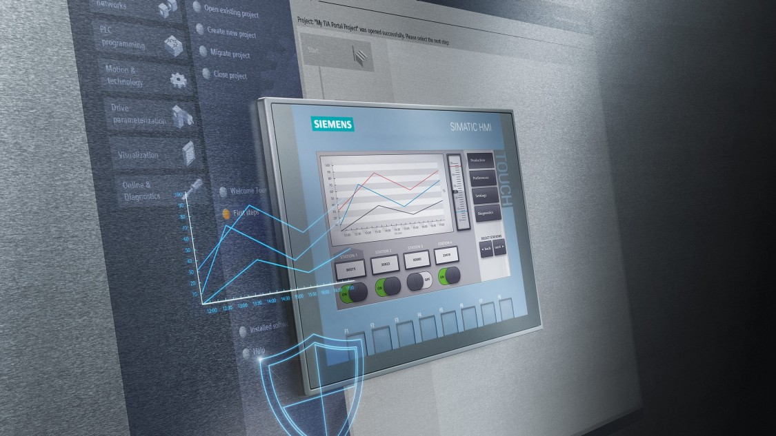Siemens SIMATIC HMI Software