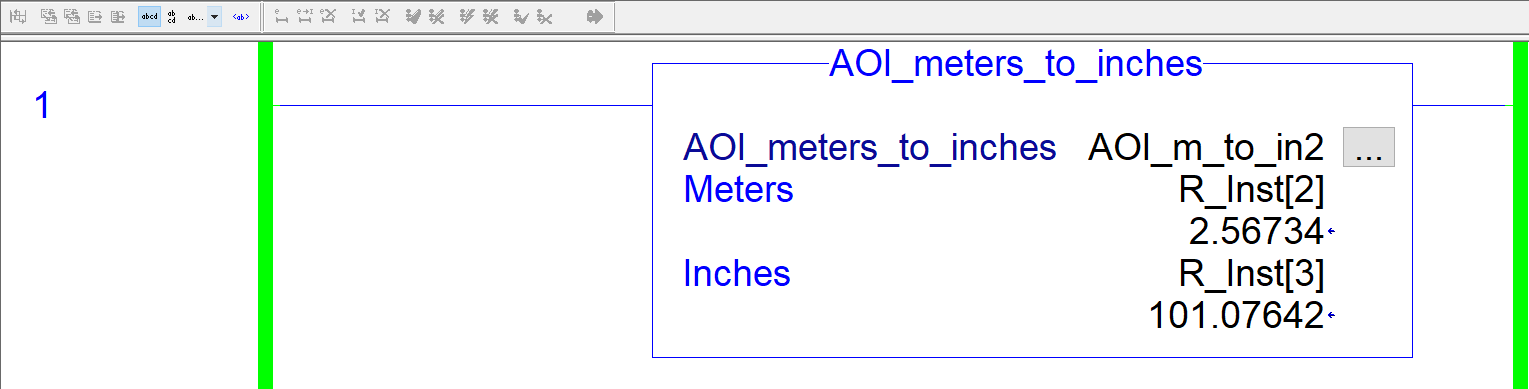 RSLogix Studio 5000 Add-On Instruction [AOI] PLCProgramming - Second Instance