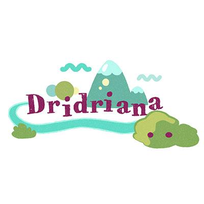 Dridriana Website