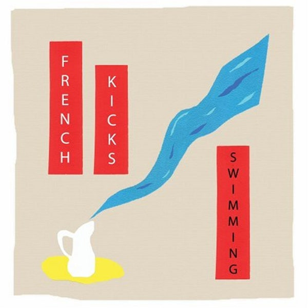 French Kicks - Swimming