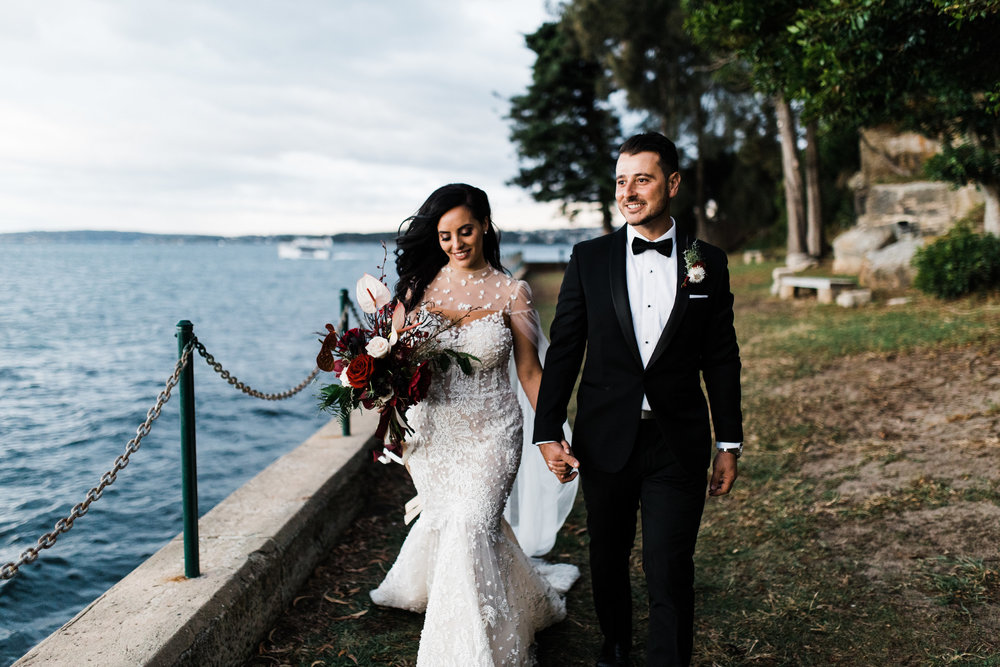sydney wedding photographer captured frames