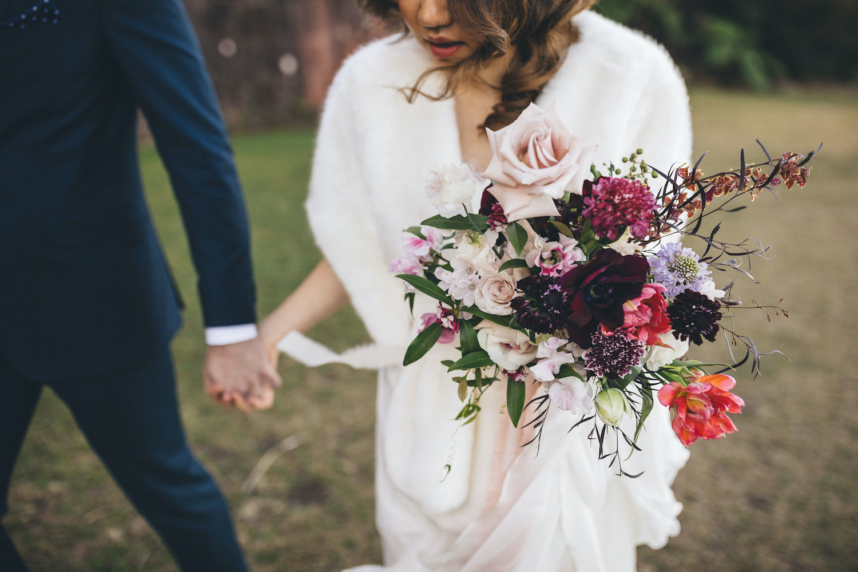 gunners barracks wedding sydney flowers