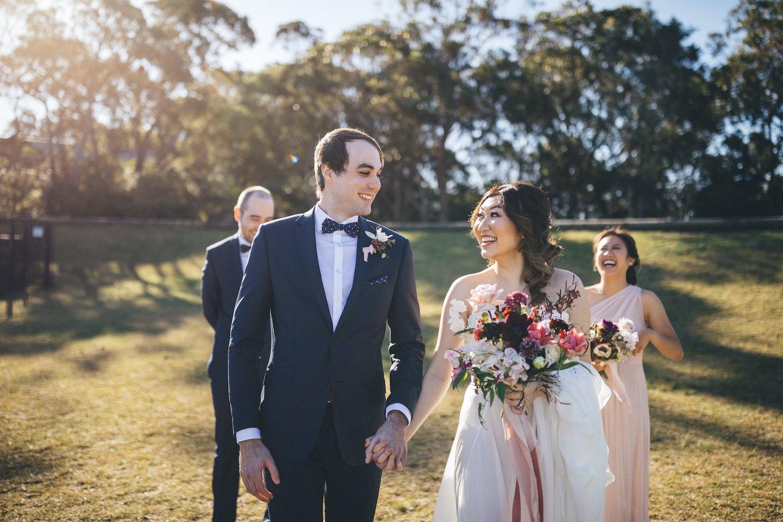 gunners barracks wedding sydney florist