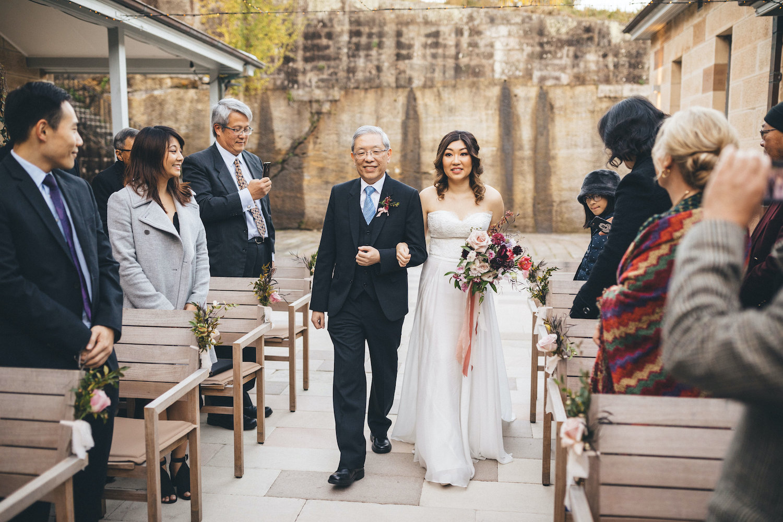 gunners barracks wedding sydney