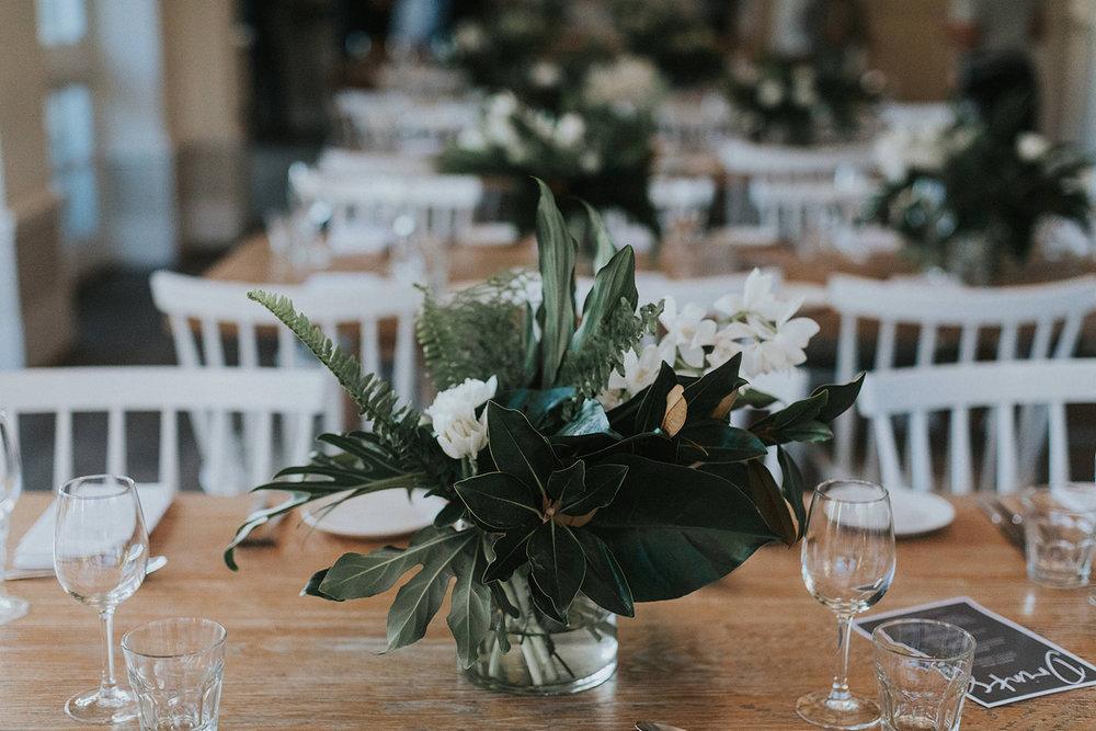 sydney wedding reception venue watsons bay boutique hotel florist