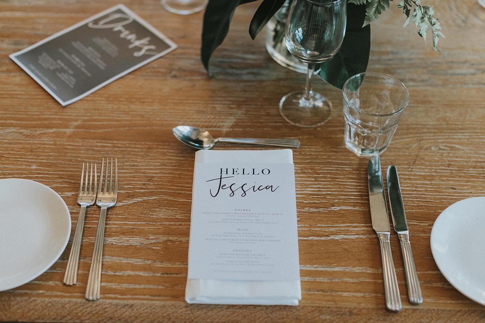 sydney wedding reception venue watsons bay boutique hotel