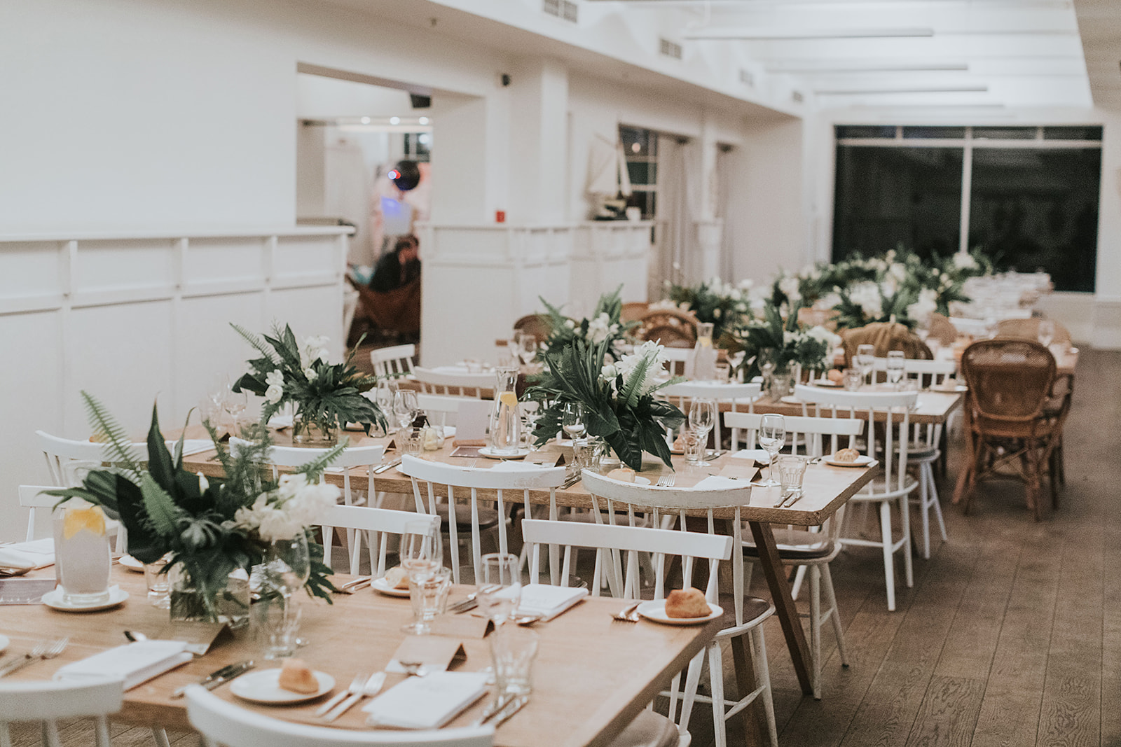 sydney wedding reception venue watsons bay boutique hotel styling