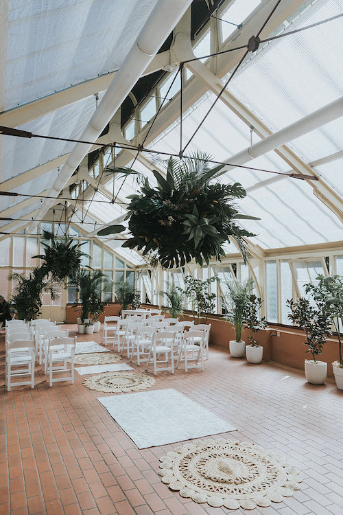 Claire & Ron's Palm House & Watsons Bay Wedding