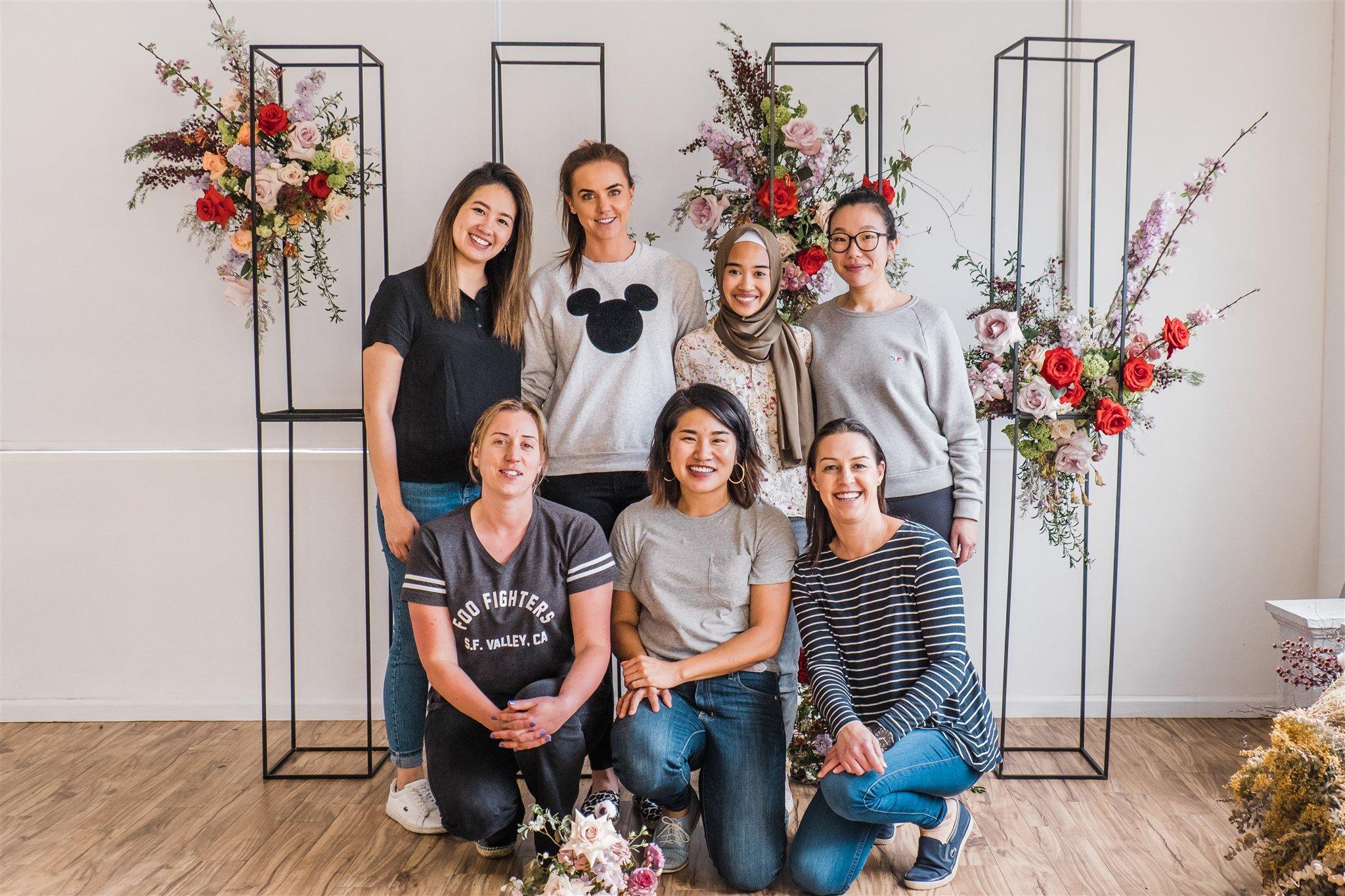Flourish Sydney Floristry Intensive Workshop 2019