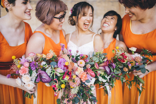 Desiree & Jake Reservoir Gardens, Paddington Wedding