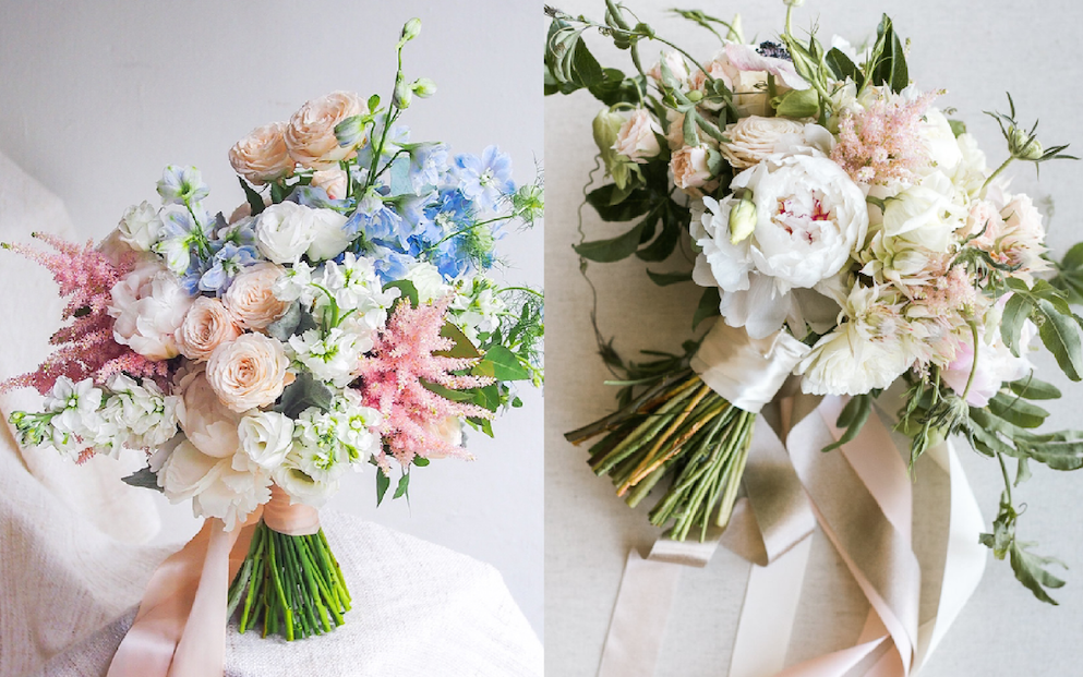Autumn Wedding Flowers - 20 Pretty Bridal Bouquets