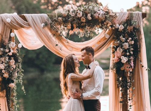 20 Unique Floral Arch Ideas to Inspire Your Big Day