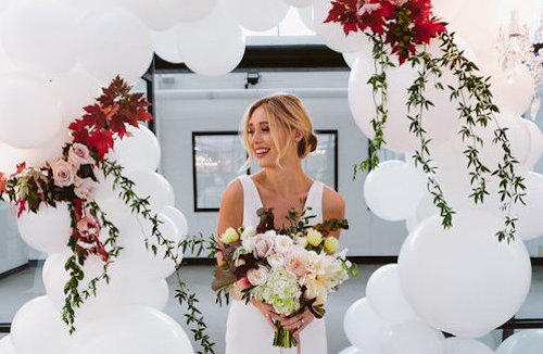 Trend You Need to Know: Balloon Styling for your Wedding