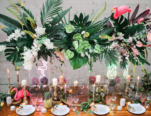 12 Beautiful Candle Centrepieces to Light Up Your Event