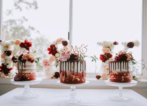 Cake Design Trends - The Sydney Edit