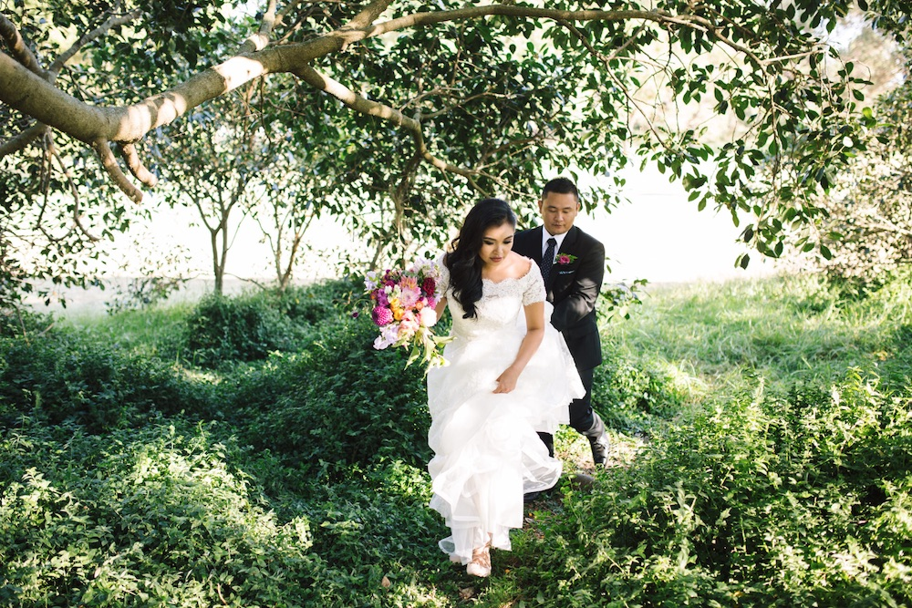 7 Amazing Garden Wedding Venues in NSW