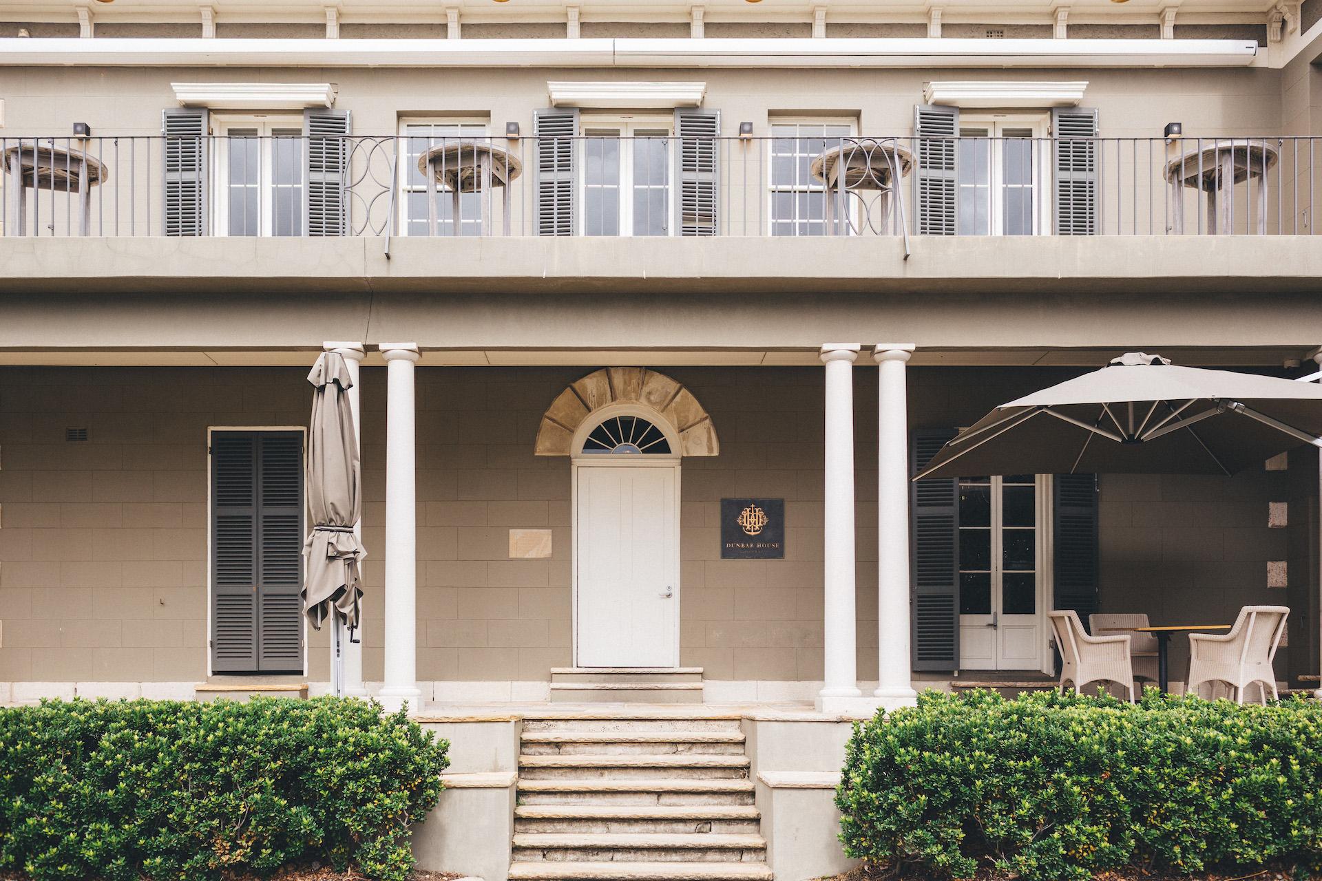 Dunbar House, Watsons Bay