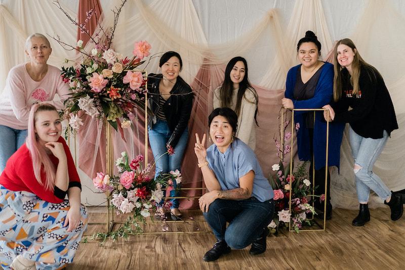 Flourish Sydney Floristry Intensive Workshop 2020