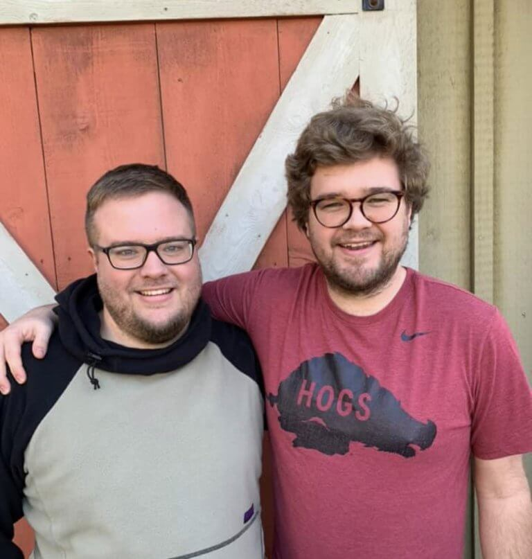 Josh and Noah Brinker