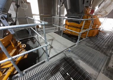 New Mixers Installed at Concrete Block Plant in Leeds