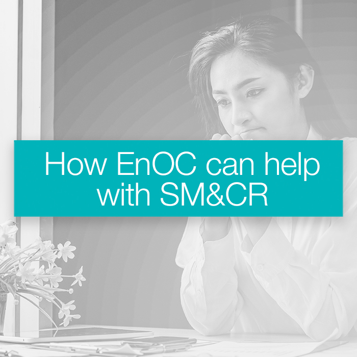 How EnOC can help advance your SM&CR project
